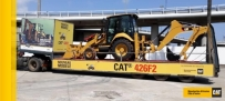 Introducing of Cat 426F2 backhoe loader in Cote d'Ivoire